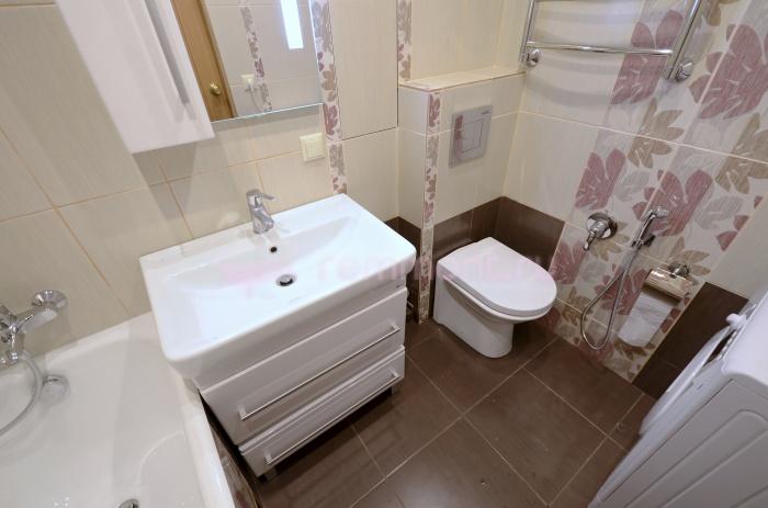Дизайн ванной комнаты в хрущевке совмещенной с